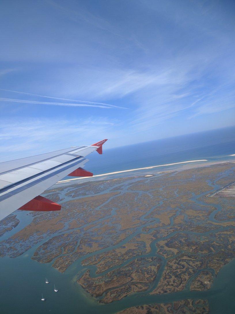 Aeroplane Wing Travel Hack Loyalty Points
