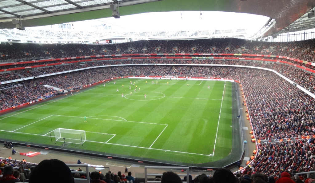 Arsenal Emirates UK travel hack points