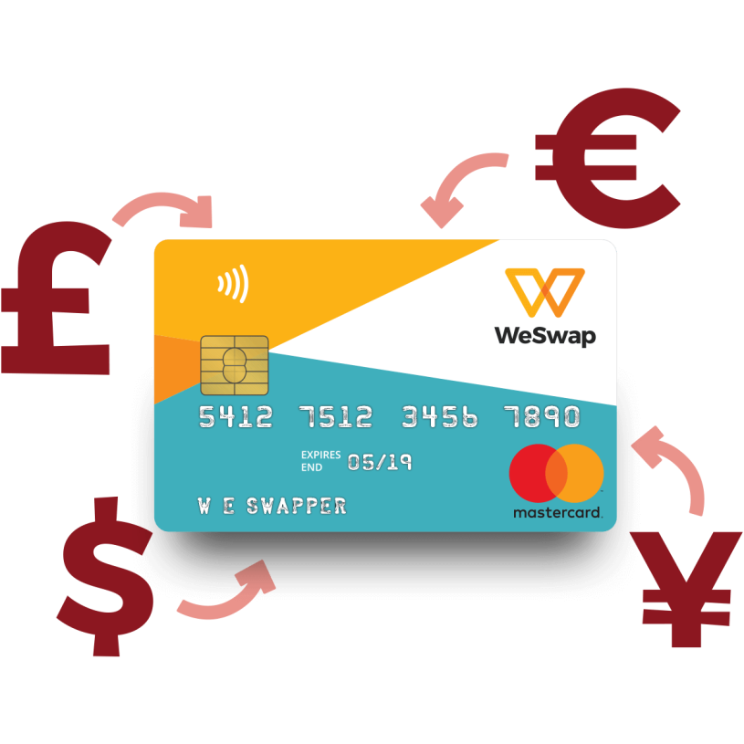 WeSwap Currency Exchange