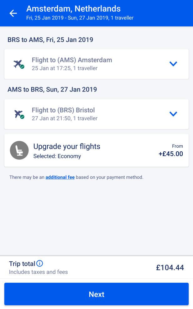 UK flights travel hack budget