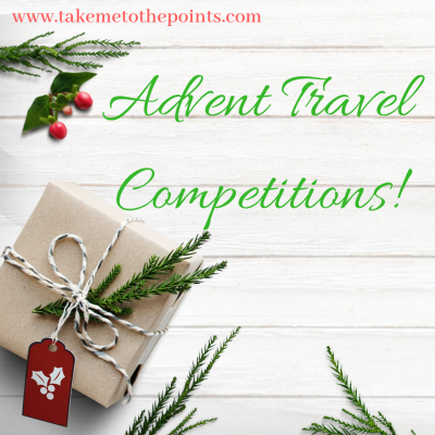 advent competitions uk travel hack