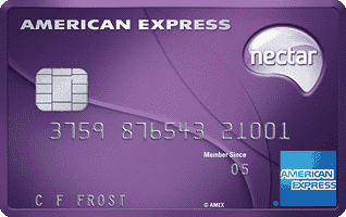Nectar Points Credit Card American express