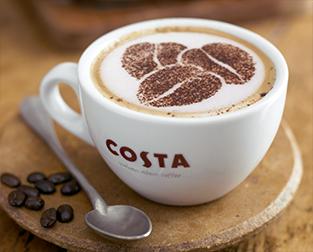 Costa Coffee Invite Code Points Friend